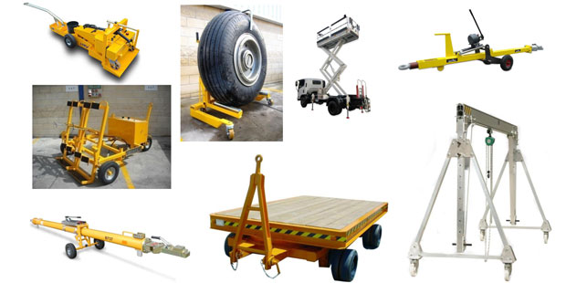On Ground equipment